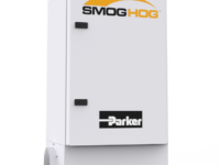 Media Mist Collectors Smog Hog® SHM-12-1 Media Mist Collector Parker 1500-2000 CFM
