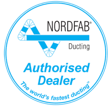 Nordfab dealer logo